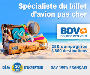 Bourse des vols - Billet d avion pas cher