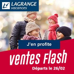 Lagrange voyages