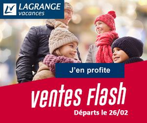 - Vacances Lagrange