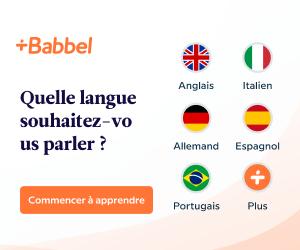 Babbel FR