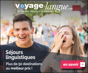 Programme colonie linguistique étudiants et adultes