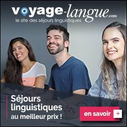 code promo voyage langue