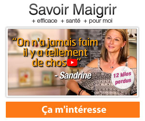 Savoir Maigrir