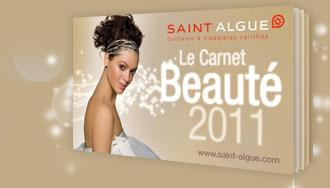 Le carnet Beauté 2011